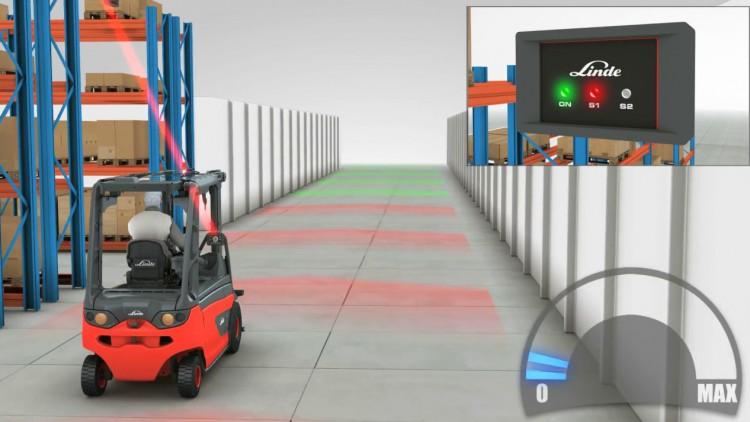 Автоматизация на склад и складова техника