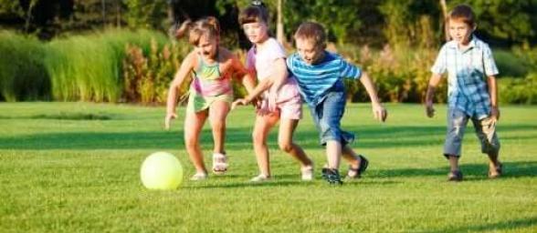 Активността - най-добрият приятел на детето -Полезно